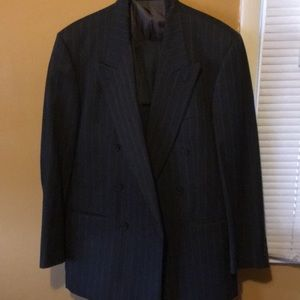 Two pieces ysl suit